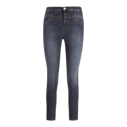 Skinny-Fit Jeans 'Pusher' anthrazit (DGY dark grey)   27