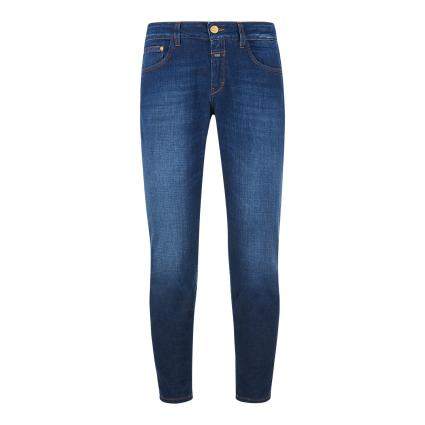 Slim-Fit Jeans 'Baker' blau (DBL dark blue) | 32