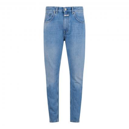 Regular-Fit Jeans 'Cooper Tapered' blau (LBL light blue) | 32