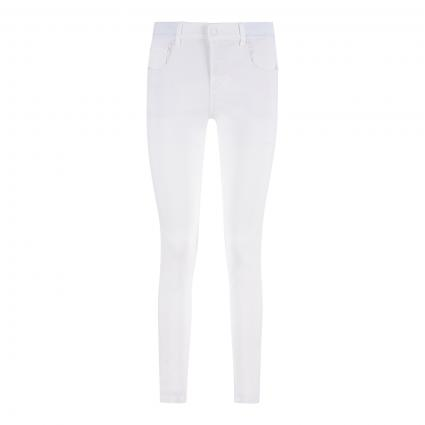 Slim-Fit Jeans 'One Size' weiss (70 white)   0