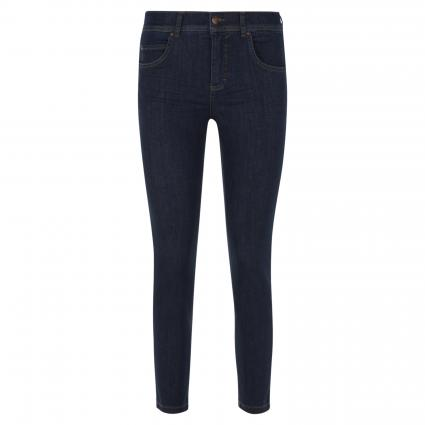 Slim-Fit Jeans 'Ornella' blau (31 dark indigo)   36