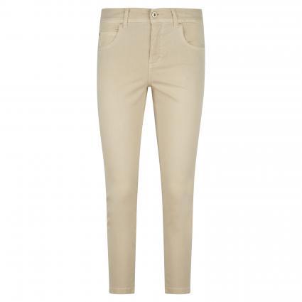 Slim-Fit Jeans 'Ornella' beige (4845 sand used)   46