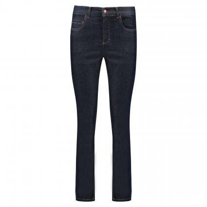 Regular-Fit Jeans 'Cici Revival' blau (31 dark indigo) | 42 | 28