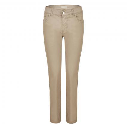 Regular-Fit Jeans 'Cici' taupe (118 mud) | 42 | 30