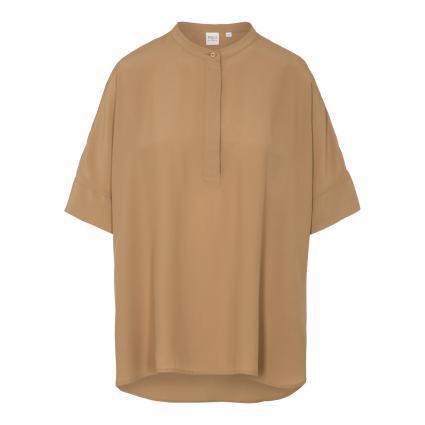 Bluse aus Viskose beige (23 beige)   38