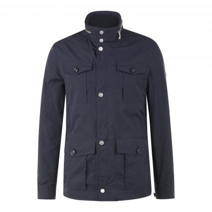 Jacke mit sportiven Taschen  marine (390 marine) | 27