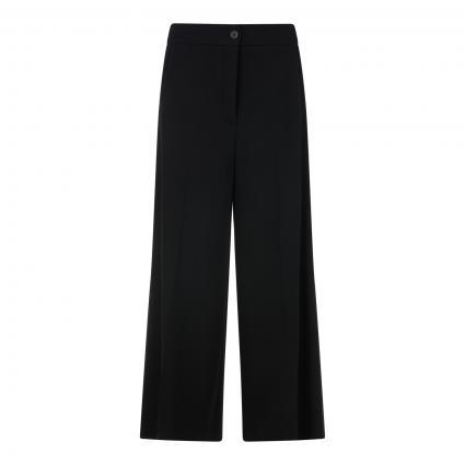Culotte mit Nahttaschen schwarz (999 black)   40