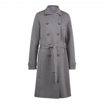 Jersey Mantel grau (925 busy grey)   46
