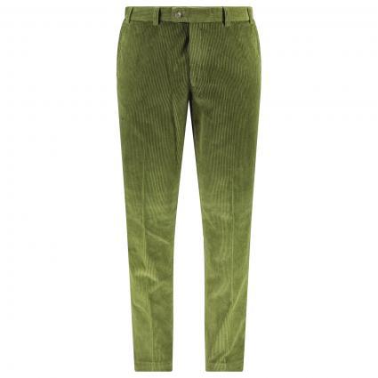 Cordhose 'Parma' grün (27 h-gruen) | 56