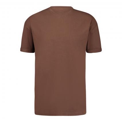 T-Shirt 'Thilo'  braun (1202 braun) | M
