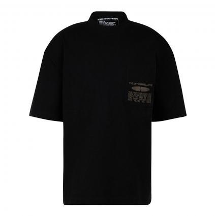 T-Shirt 'Bruce'  schwarz (1000 schwarz)   S