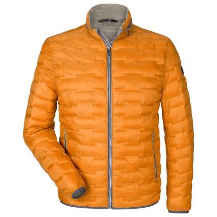 Steppjacke 'Cortez' mit Stehkragen orange (82 ORANGE)   50