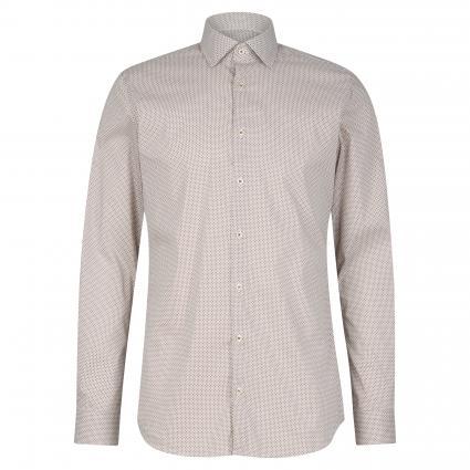 Slim-Fit Hemd mit Musterung divers (9046 9046) | 43