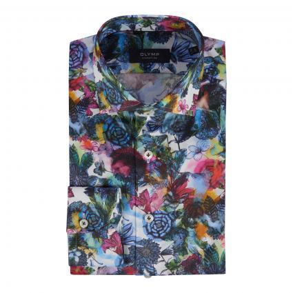 Tailored-Fit Hemd blau (11 bleu) | 40