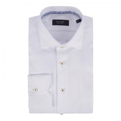 Tailored-Fit Hemd weiss (00 weiss) | 40