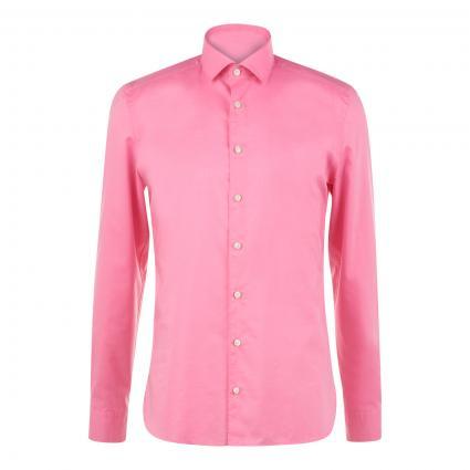 Body-Fit Hemd  pink (81 pink) | 43
