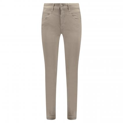 Slim-Fit Jeans 'Dream' taupe (238R ginger brown PP) | 36 | 28
