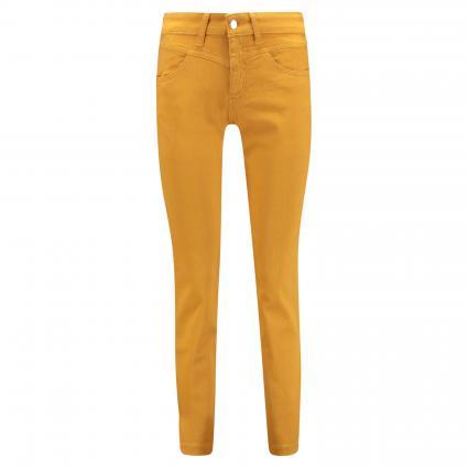 Slim-Fit Jeans 'Dream' gelb (567R dark curry PPT) | 34 | 30
