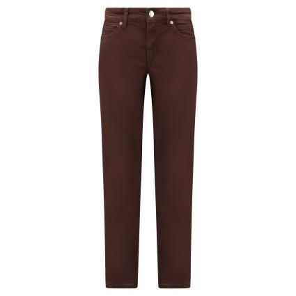 Regular-Fit Jeans 'Melanie' braun (278R fawn brown PPT) | 40 | 32