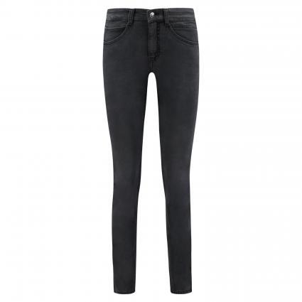 Slim-Fit Jeans 'Angela'  schwarz (D951 authentic black) | 42 | 34