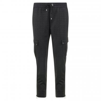 Hose 'Easy' im Joggpants Style  anthrazit (085X night grey seas) | 42