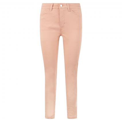 Regular-Fit Jeans 'Dream Chic' mit Reißverschlussdetail rose (807R cream peach PPT) | 42 | 27