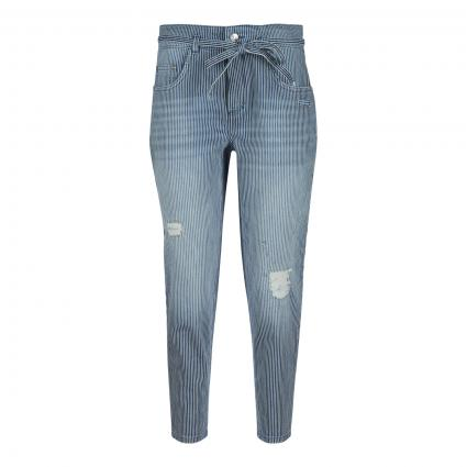 Relaxed Slim-Fit Jeans 'MINA' blau (D471 light summer st)   38   26
