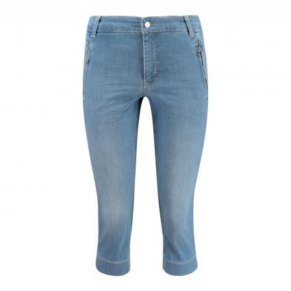 Jeans 'Dream Capri' blau (D288 light blue wash)   46   19