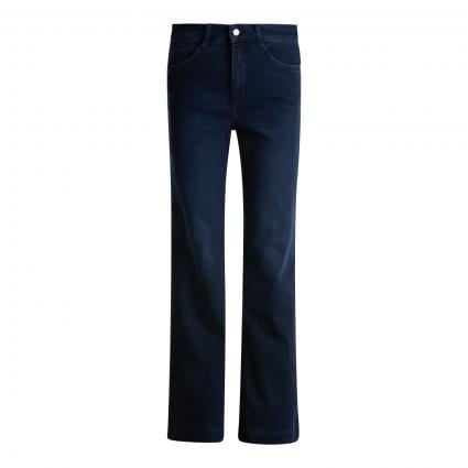 Straight Wideleg-Jeans 'Dream' blau (D862 basic used blue) | 38 | 30