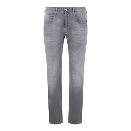 Reg.-Fit Jeans 'Jack' silber (9846 light grey used)   32   34