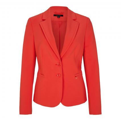 Slim-Fit Blazer  rot (3206 red) | 40