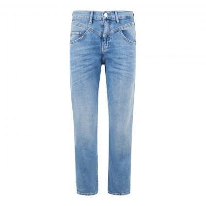 Straight-Leg Jeans blau (700 denim blue) | 26 | 32