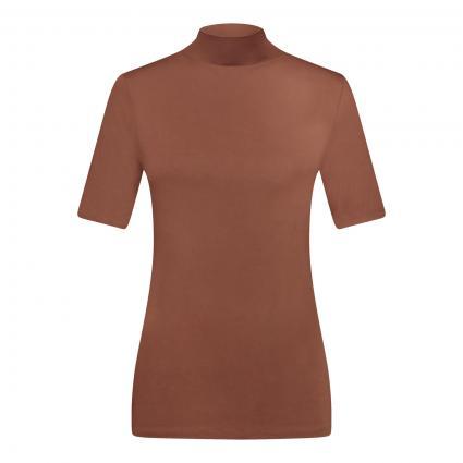 T-Shirt 'Vero' braun (262 chocolate brown)   XS
