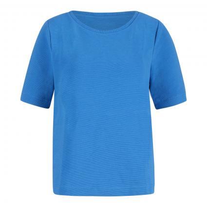 Shirt mit 1/2 Arm blau (6200 azzurro) | 46
