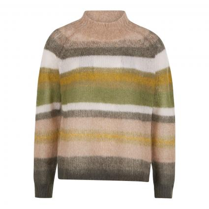 Pullover aus Mohair-Mix grün (3657 green) | 36