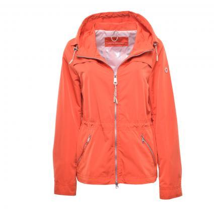 Leichte Jacke mit Kapuze orange (0065 ORANGE/ROST) | 44