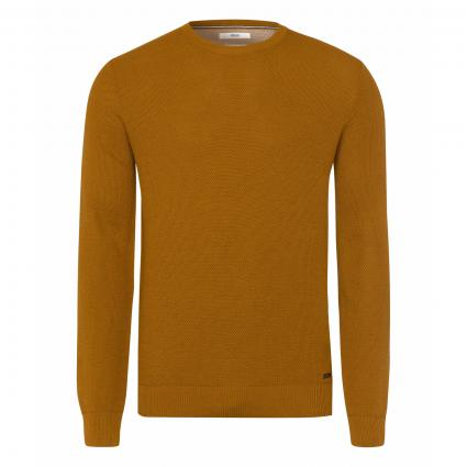 Pullover 'Rick'  gelb (63 CURRY) | 52