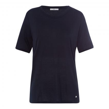 T-Shirt 'Collette' marine (22 NAVY) | 46