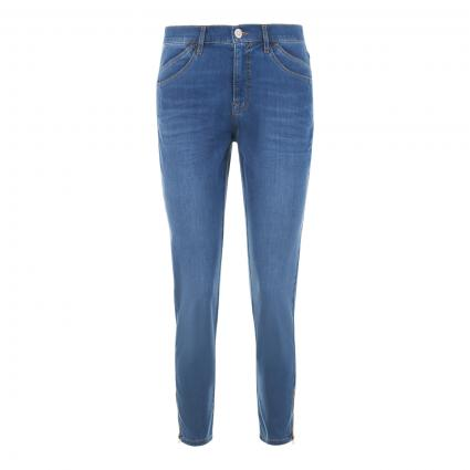 Slim-Fit Jeans 'Mary' blau (24 USED WATER BLUE) | 34