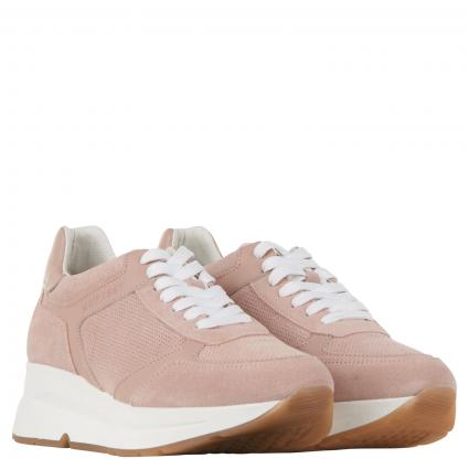 Sneaker mit Plateausohle rose (304 nude) | 40