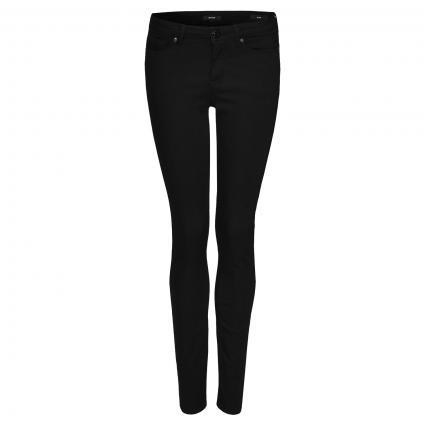Slim-Fit Jeans 'Elma black' schwarz (900 black) | 34