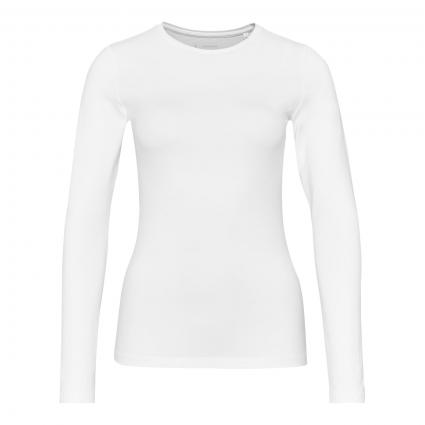 T-Shirt 'Daily I' weiss (010 white)   38