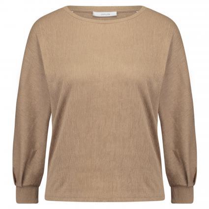 Leichtes Sweatshirt 'Gertrude' camel (2083 creamy camel) | 40