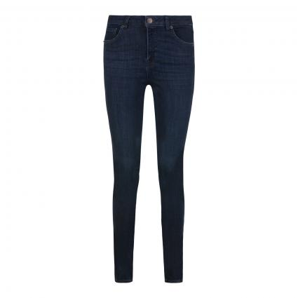 Skinny-Fit Jeans 'Evita' blau (7383 intense blue) | 44