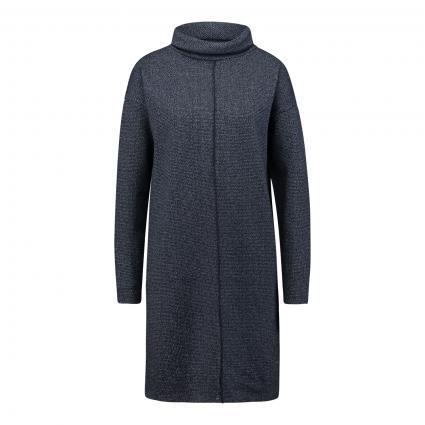 Kurzes Kleid 'Wabina graphic' blau (6075 forever blue) | 38