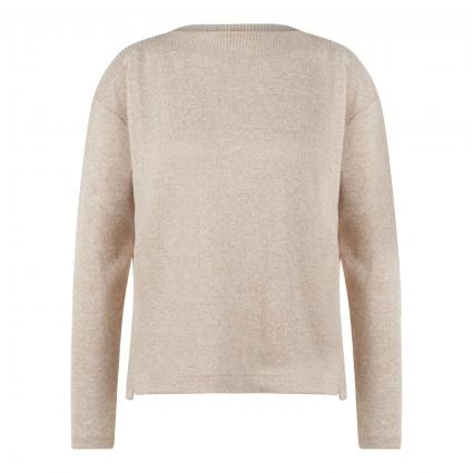 Leichter Pullover 'Sequona' beige (2088 macadamia) | 38
