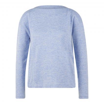 Leichter Pullover 'Sequona' blau (6081 blue mood)   36
