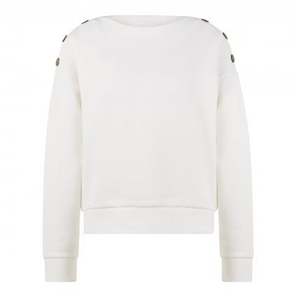 Sweatshirt 'Gella'  ecru (1004 milk) | 44