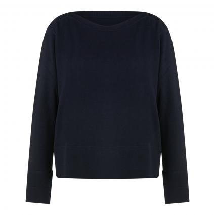 Leichter Pullover 'Peonie' blau (6075 forever blue)   40