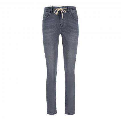 Slim-Fit Jeans 'Louis' grau (7429 soft washed gre) | 44